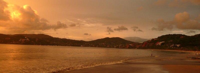 Zihua Sunset
