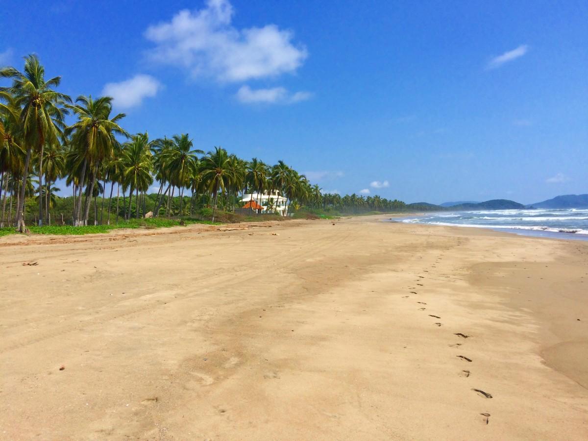 Pantla Buenavista beach
