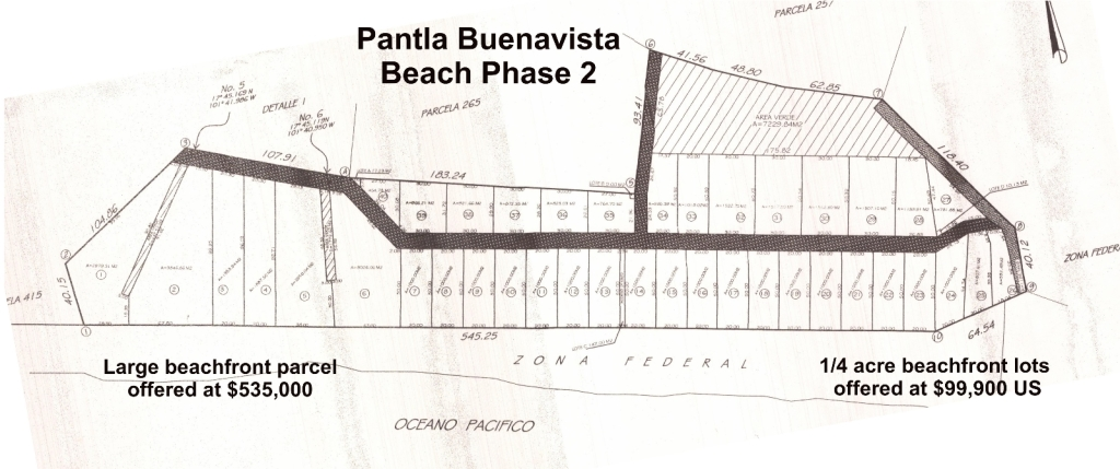 Pantla Large Plat Map