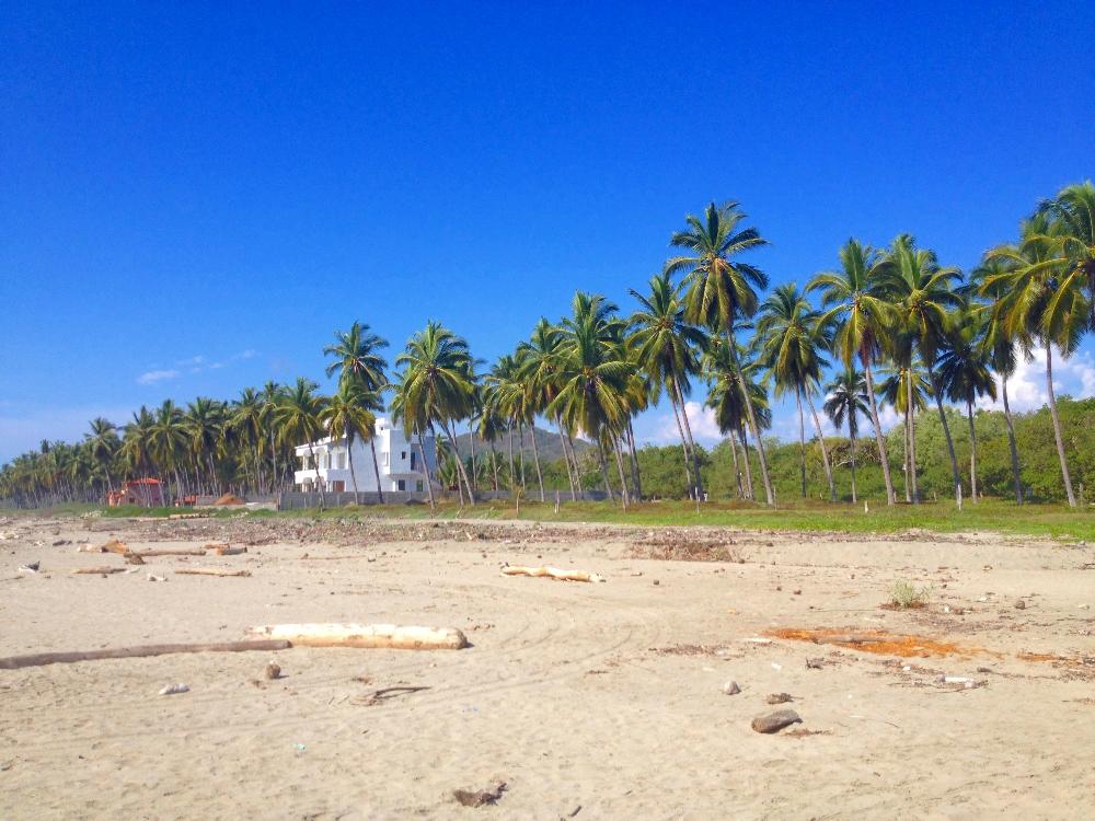 Pantla Beach view