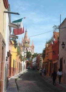 Another view of Mexico: San Miguel de Allende